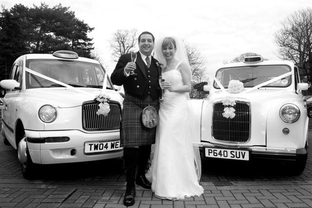 wimbledon wedding cars