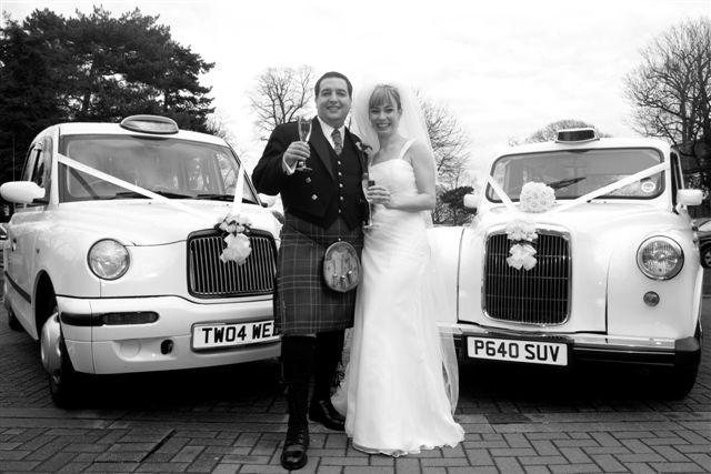 wimbledon wedding cars