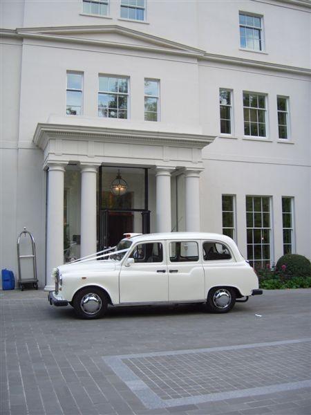 Cranleigh wedding cars