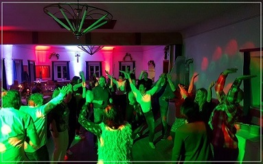 Geburtstag DJ Party