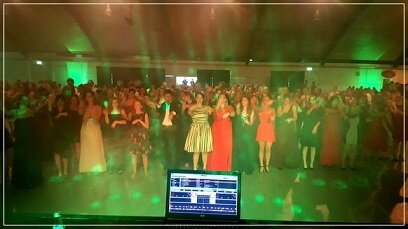 Event Abiball DJ Chiemsee