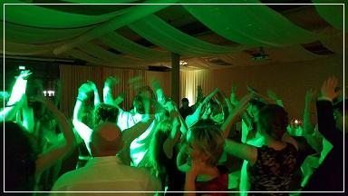 Firmenfest Party Feier DJ