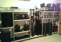 Technik Stand 2013