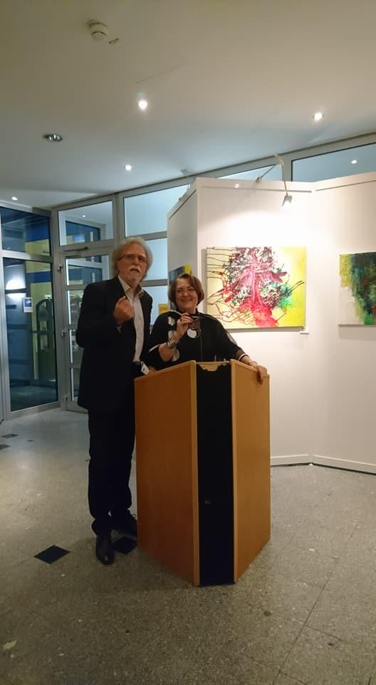 Linde und Josef Pauschenwein - Bruder und Schwester     Foto Ing. Franz Stadler