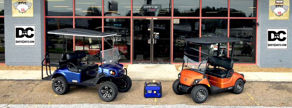 The Dart's Carts family of New items.