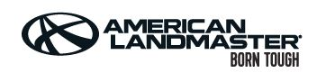 AMERICAN LANDMASTER , BORN TOUGH