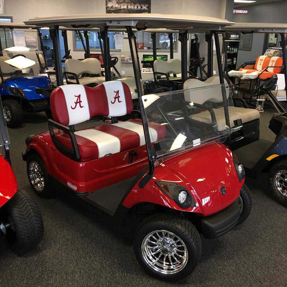 Utv Accessories Jackson Tn >> Customized Golf Carts - Dart's Carts