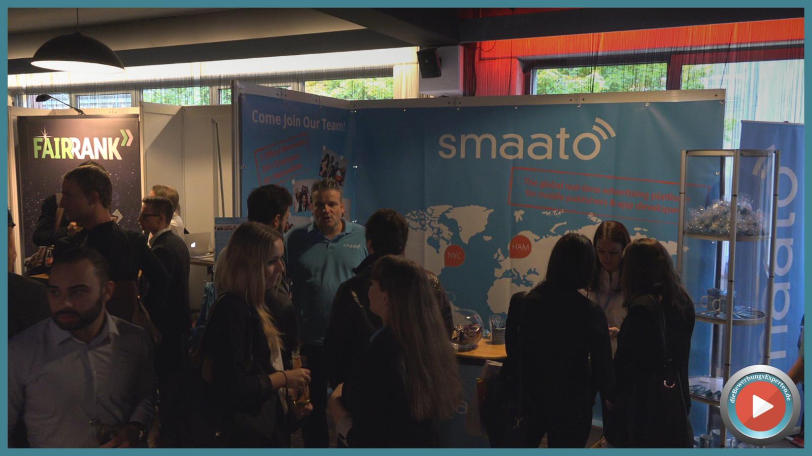 Bei smaato.com angeln wir uns Claudia Piescik, Head of HR, bei der mulitnationalen real-time-advertising-Plattform. Sie selbst hat 170 der 220 Mitarbeiter eingestellt und macht deutlich, worauf Sie bei der Einstellung Wert legt.