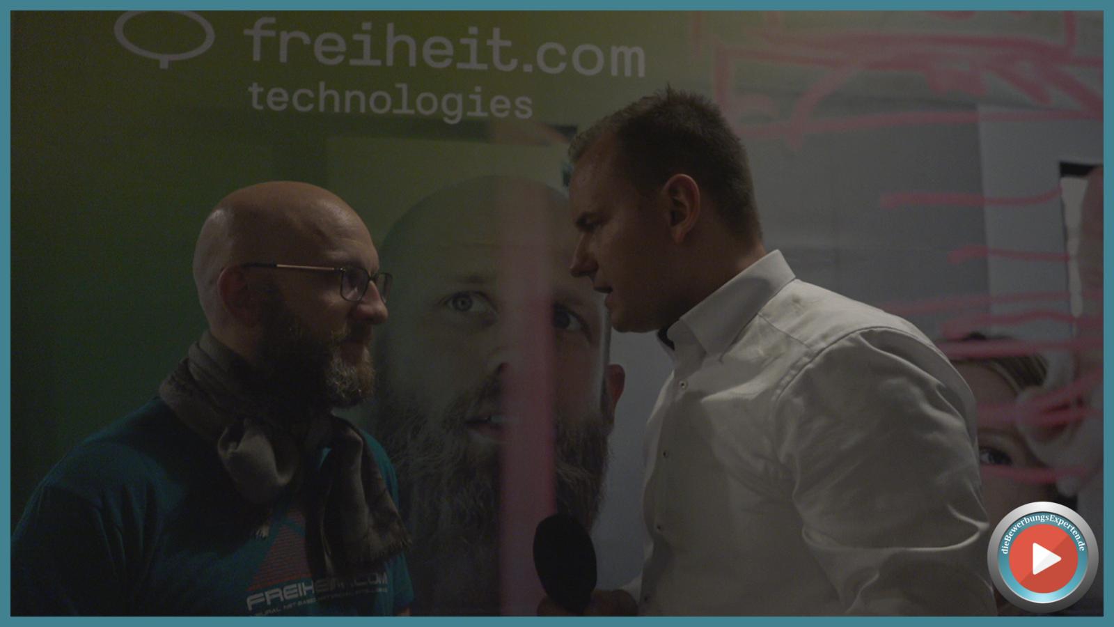 Der Hamburger Internet-Pionier Stefan Richter von freiheit.com technologies sagt, worauf er bei der Personalauswahl achtet.