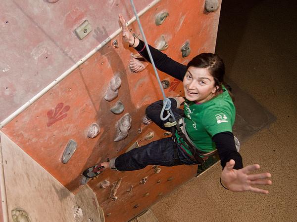 Klettergurt Toprope : Kombi kletterkurs in münchen klettern lernen toprope und