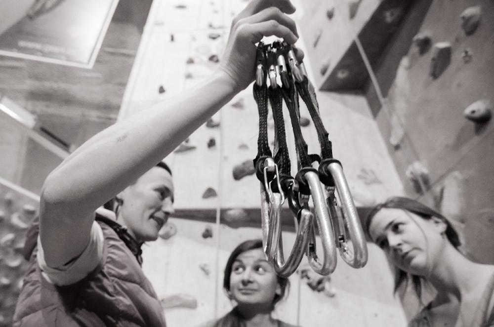 Kletterkurs für Anfänger in München
