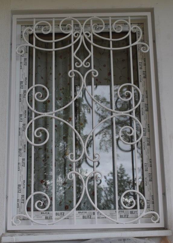 Решетки на окна проект