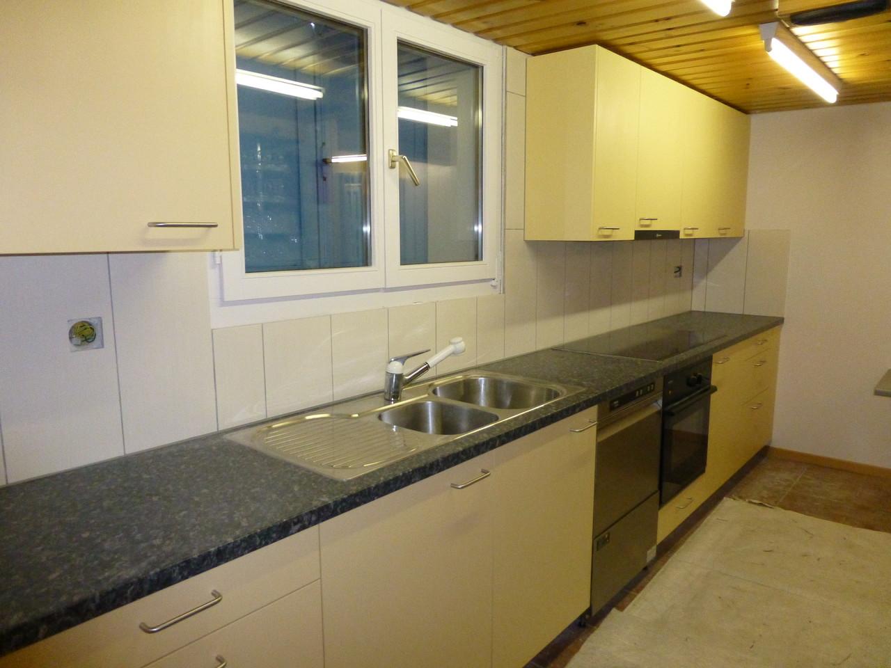 Küche Kleinkaliberschützen Mauensee