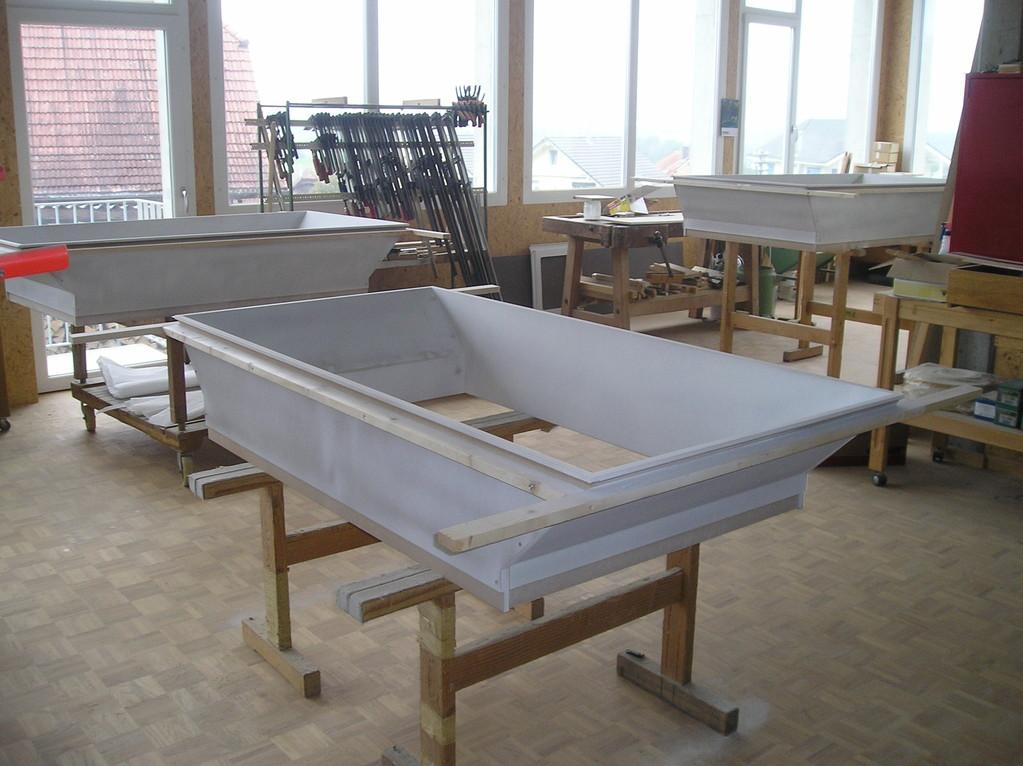 Dachfensterfutter herstellen