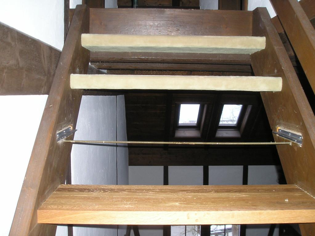 Treppentritte ersetzen