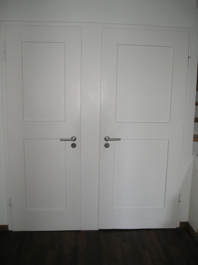 Türen repariert