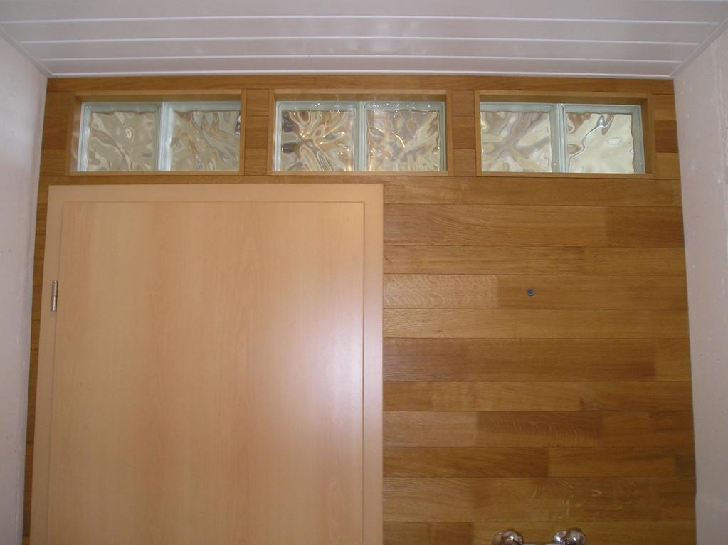 Glasbausteine als Deko- und Lichtelement