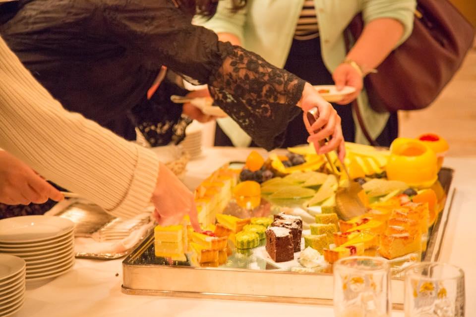 リバーサイドホテル沼津さんの美味しいビュフェ♪