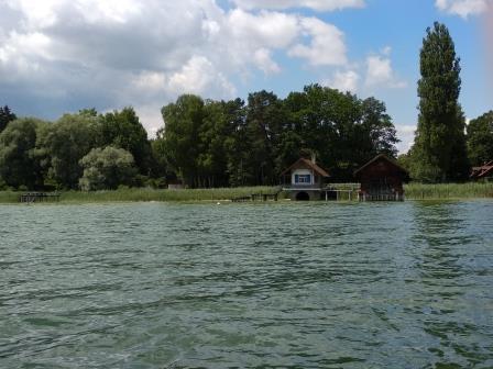 Fischerhäuser am Ammersee