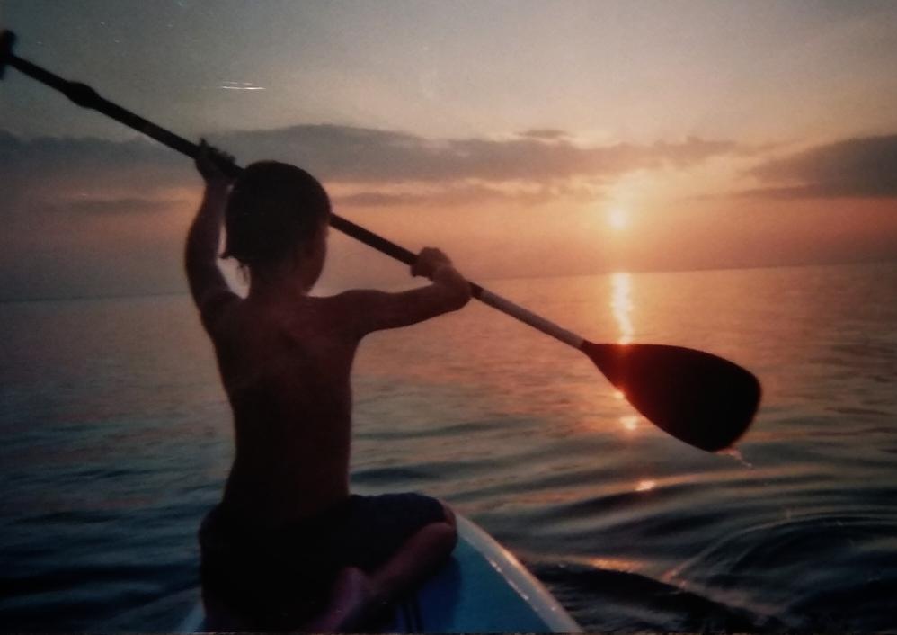 SUP mit Kind in Thailand: Der Beginn unserer SUP-Liebe