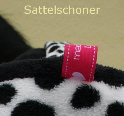 Sattelschoner