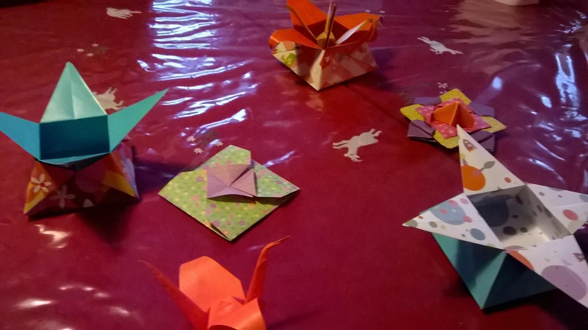 Atelier d' Origami