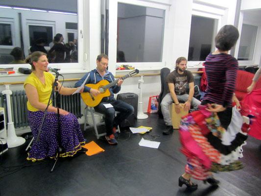 Juerga - Flamencofest im Tanzatelier 2018