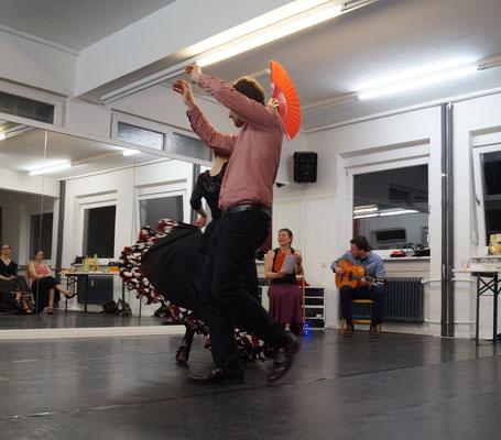 Juerga - Flamenco-Fest im Tanzatelier