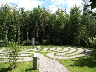 Nesselwang -  Besinnungsweg mit Labyrinth