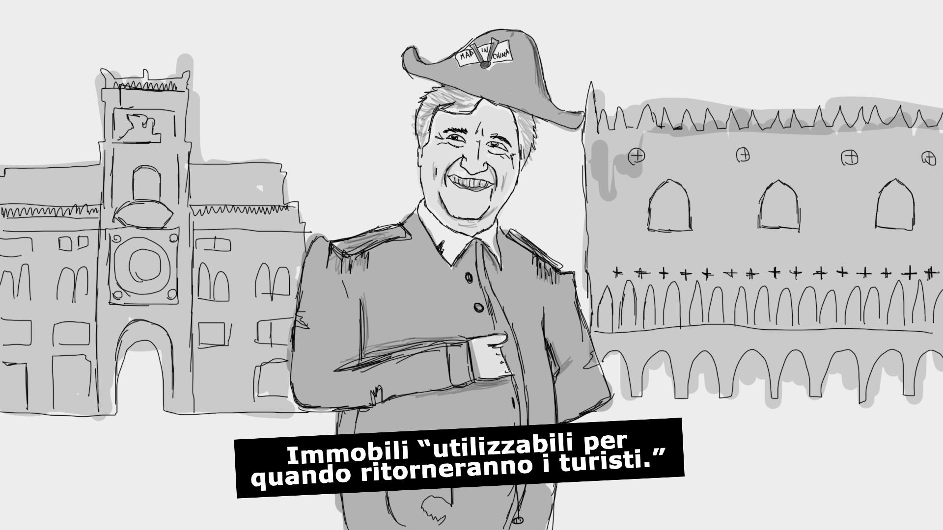 Blocco dei Musei Civici: da oggi Venezia non è più una civiltà