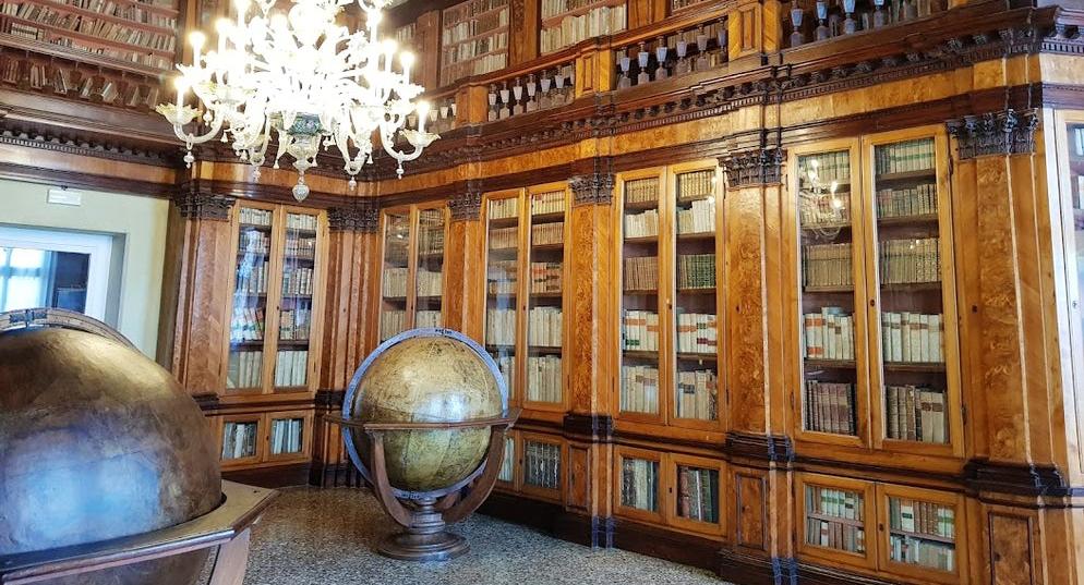 Niente biblioteche, niente ricerca, niente futuro