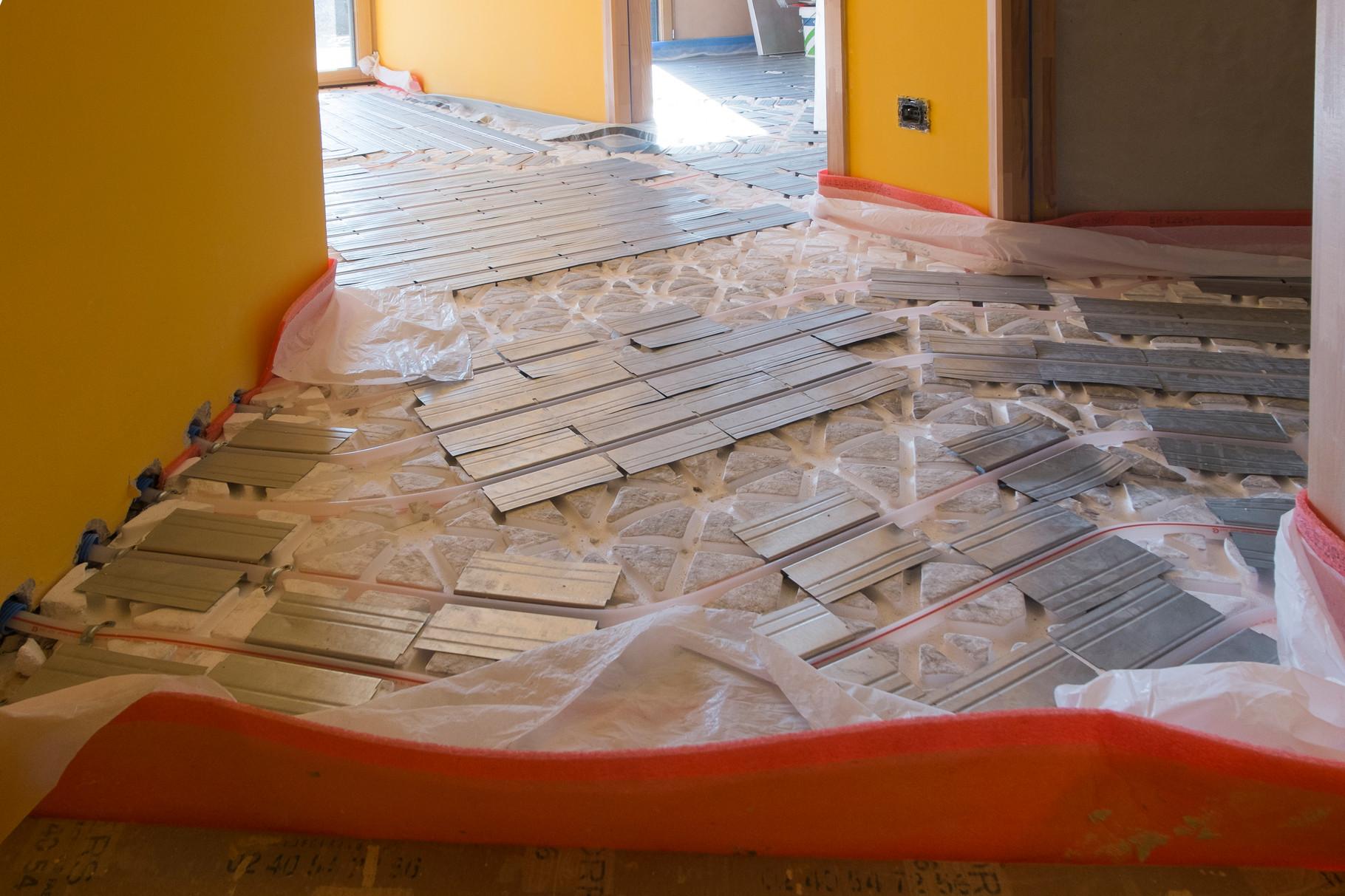 plancher chauffant pallier homgaia