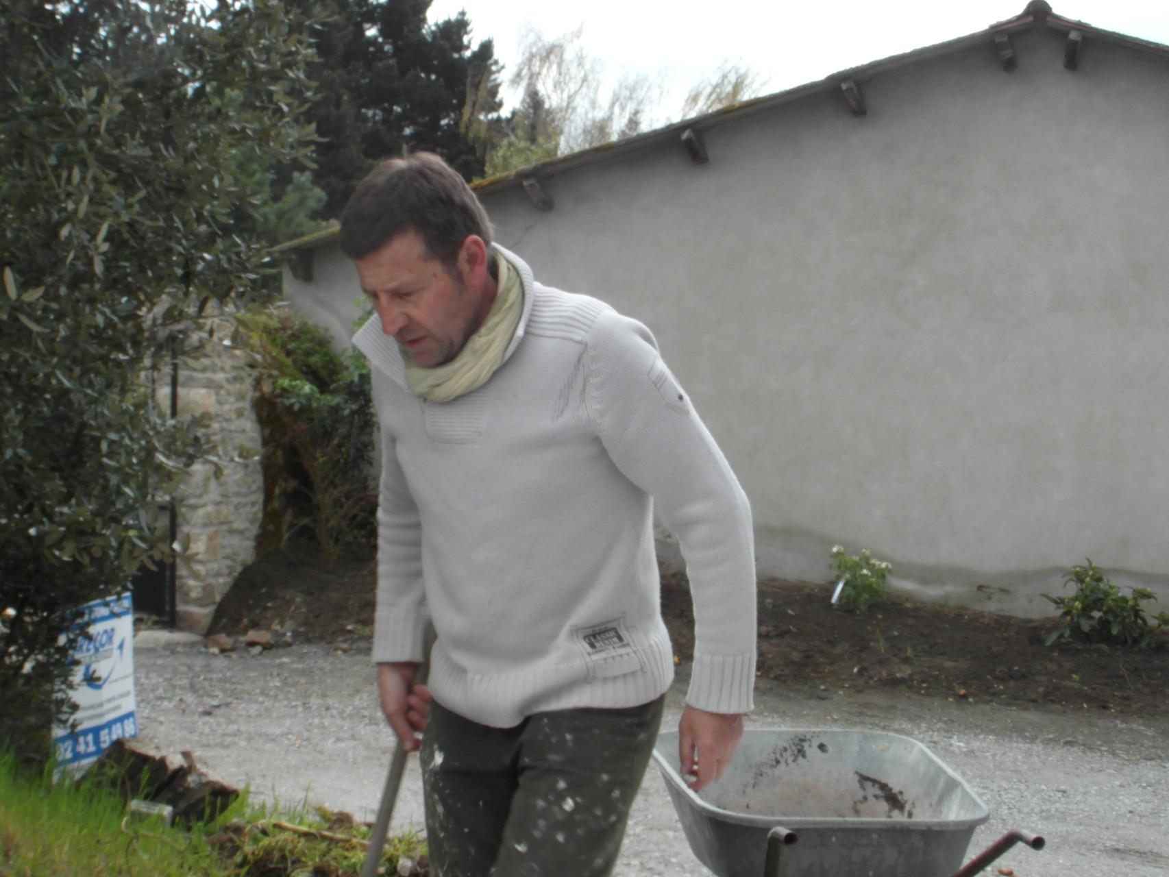 Georgio le jardinier