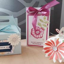 Ausgefallene Glückwunschkarte Geschenkverpackung Oder