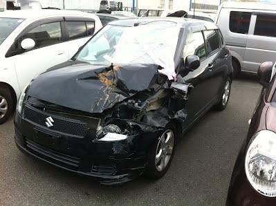スイフト事故車買取