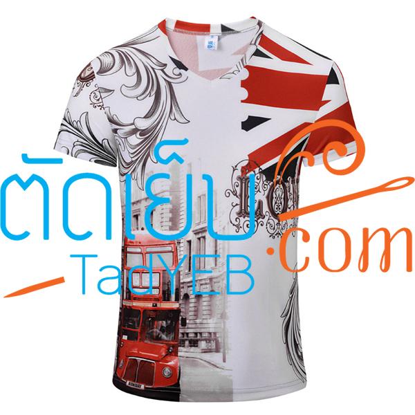 เสื้อพิมพ์ระบบดิจิตอล, Digital Printing Technology