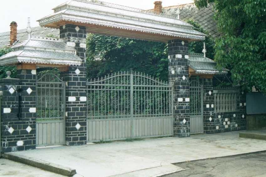 Maramures: porte moderne