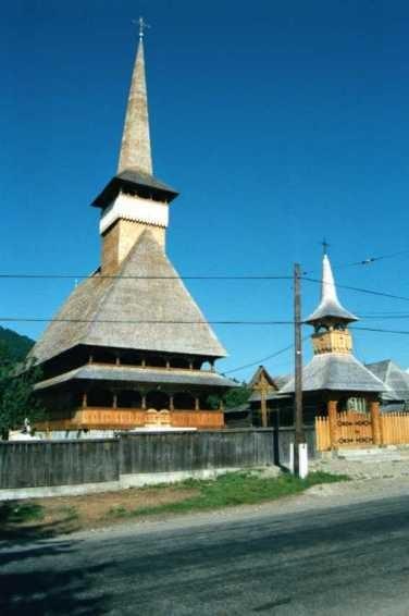 Eglise en bois du Maramures