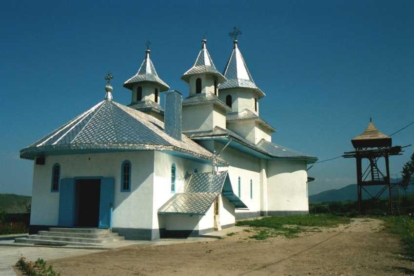 Monastère près de Sibiu