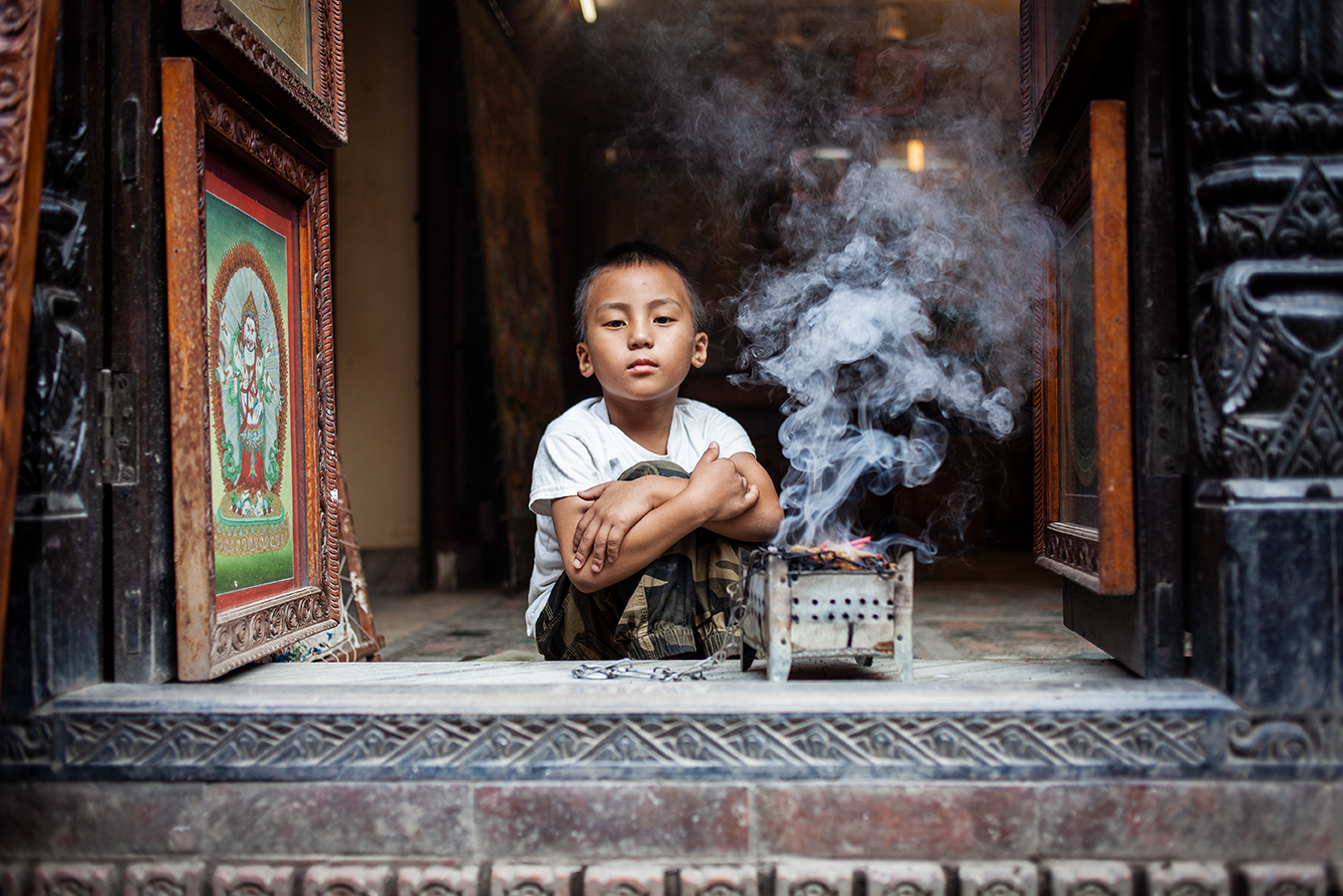 JUNGE |NEPAL | Contemporary Art Photography