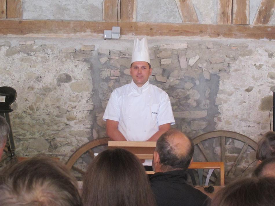 Wirt Mirco Schumacher freut sich auf zweite Küche und den Backofen
