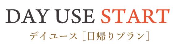 DAY USE START デイユース 日帰りプラン ホテルグランドサン横浜