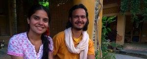 Dr. Alaknanda Puri und Ganga Puri