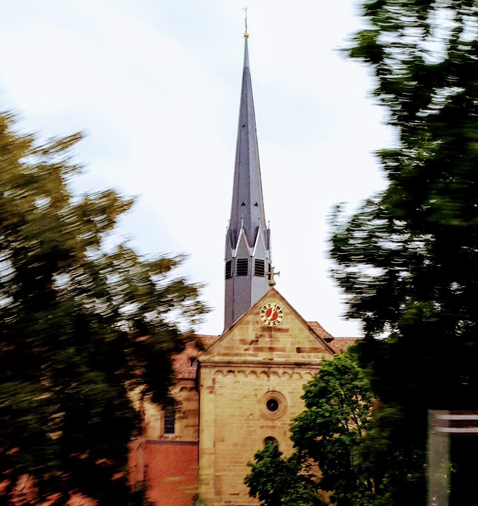 Daheim in Maulbronn