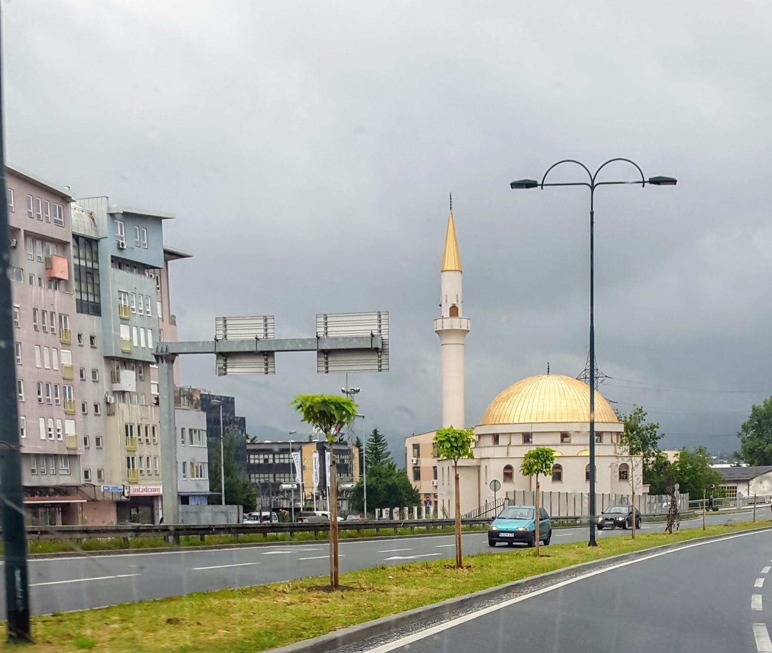 Güldene Moschee in Sarajevo
