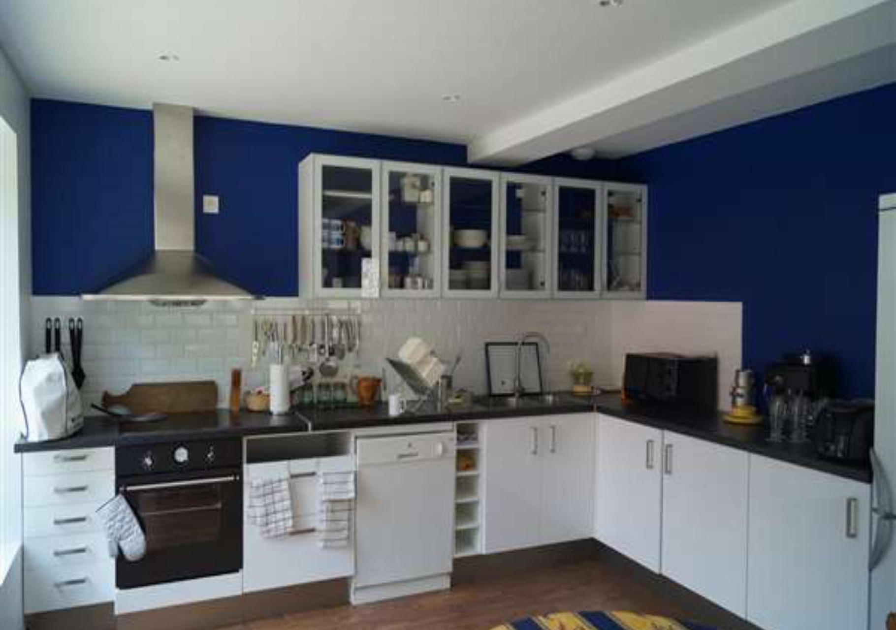 1er étage : la cuisine
