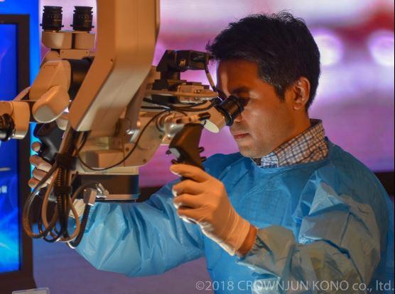 Super-Microsurgery by Dr. Makoto Mihara, Lymphedema Treatment Japan