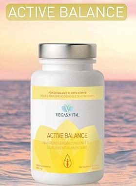 Active Balance Kapseln von Vegas Vital