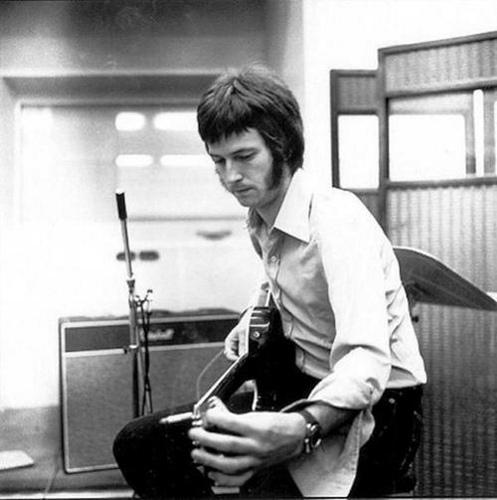 En studio. Avril 1966.