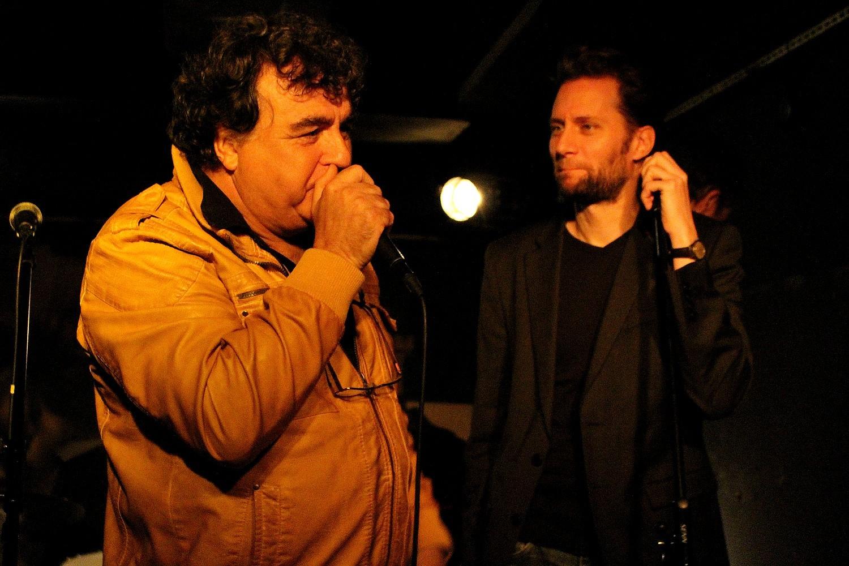 Les pros. Jean-Louis Fernandez & Lonj.